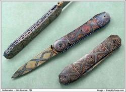 Mosaic Gamblers Dagger